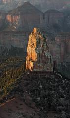Mount Hayden / Grand Canyon (Ron Wolf) Tags: arizona nature landscape nationalpark erosion geology northrim geomorphology earthscience grandcanyonnationalpark