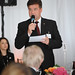 Miroslav Lajčák, Slovakia's Minister of Foreign Affairs, speaks during the High-level Lunch Event on Strengthening Women's Access to Justice, co-hosted by Finland, South Africa and UN Women
