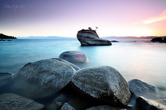 Bonsai Rock (Gary Ngo | Photography) Tags: longexposure usa nikon laketahoe d7000 bonsairock