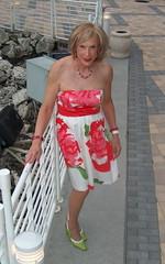 C Laura Fem Dress at Hard Rock (lwhitets) Tags: rock evening hard casino friday