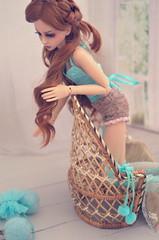 Narae in Dancing Diva (HellenaN) Tags: classic doll bjd 402 msd narae bimong narindoll