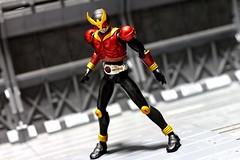 Kamen Rider Kuuga (Clement Soh) Tags: canon 50mm kick s h form masked mighty rider bandai kamen shf kuuga 650d figuarts