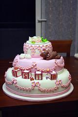 Battesimo Asia (Dolcegacreations) Tags: cake battesimo torte pdz pastadizucchero dolcegacreations