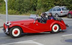 Aero 30 (1934) (The Adventurous Eye) Tags: classic car 30 race climb do hill brno 1934 rallye aero závod soběšice vrchu brnosoběšice