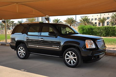 GMC DENALI 2008 (mb.560600.kuwait) Tags: black photo yukon kuwait denali suv 2008 d90 mb560600