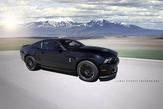 2013 Shelby GT500 (jamestippettphotography) Tags: black ford oklahoma photography james nikon power sigma norman shelby mustang ok mountians purcell dealership d300 tippett gt500 2013