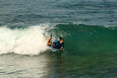 Bodyboarder (chriskompst) Tags: waves maui bigbeach bodyboarder