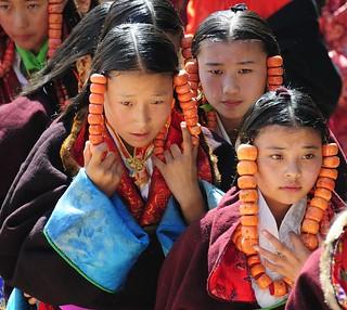 Shaman Festival, Tibet 2012