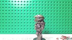 lego halo 4 master chief  update (cardmagicandsam) Tags: 6 3 paint lego 5 chief 4 halo master armor hunter halo2 costum cardmagicandsam