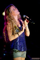 Joss Stone (davegolden) Tags: sanfrancisco california music oracle concert tech unionsquare jossstone afzoomnikkor80200mmf28ded