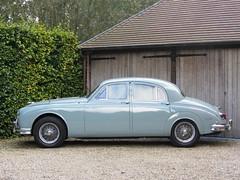 Jaguar Mk1 3,4 Litre (1958).