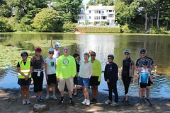 "The whole group & the Charles • <a style=""font-size:0.8em;"" href=""http://www.flickr.com/photos/78731818@N06/8064379366/"" target=""_blank"">View on Flickr</a>"