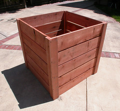 "Planter Box 3x3x3 • <a style=""font-size:0.8em;"" href=""https://www.flickr.com/photos/87478652@N08/8065370020/"" target=""_blank"">View on Flickr</a>"