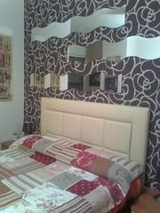 Cabecero de cama Ref.110 cliente (cabecerosdecama) Tags: cama habitación dormitorio hogar complementos cabecero cabezal tapizado