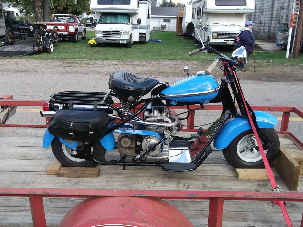 Cushman Scooter Show Indiana Autos Post
