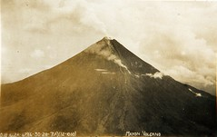 Jack Herd Special Collection Photo Phillipines (San Diego Air & Space Museum Archives) Tags: jack volcano photo special collection herd luzon mtmayon phillipines mayonvolcano mountmayon