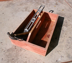 "Large Wooden Toolbox - tools! • <a style=""font-size:0.8em;"" href=""https://www.flickr.com/photos/87478652@N08/8069244956/"" target=""_blank"">View on Flickr</a>"