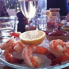 Shrimp cocktail #foodspotting