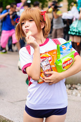 DSC_4530 (nerv333) Tags: portrait nikon cosplay taiwan taipei d90 comicworldtaiwan tamron1750mmvc cwt31