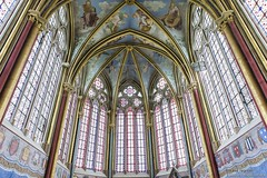 20160725_chaalis_abbey_primatice_chapel_8q889 (isogood) Tags: chaalis chapel primatice frescoes stainedglass renaissance barroco france church religion christian gothic cathedral light abbey