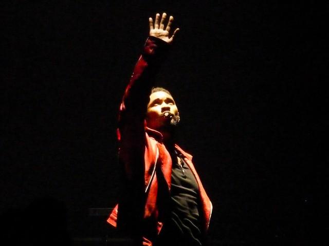 Usher - OMG Tour - Halle Tony-Garnier, Lyon (2011)