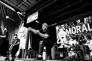 16.07.16 - The Color Morale - Vans Warped Tour Columbia // Shot by Jake Lahah