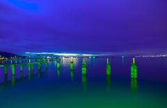 A pier (Ashley Monteiro) Tags: pier sunset dusk light