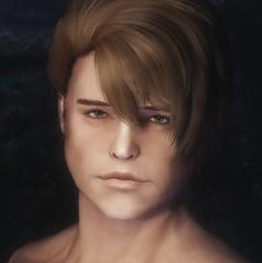 Kyre - Male Nord character preset (teriric) Tags: face character characters mods preset presets skyrim tesv racemenu