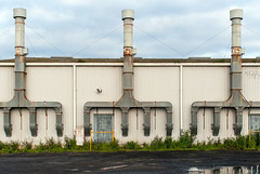 Footscray (Westographer) Tags: footscray melbourne australia westernsuburbs industrial vents corrugatediron factory