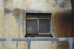 Ikaho 160702 #5 (Taro Jimkisbea) Tags: ikaho gunma window wall oldnew nikon p7100 street