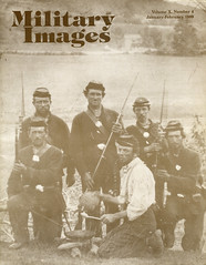 Military Images magazine cover, January/February 1989 (militaryimages) Tags: militaryimages magazine findingaid archive backissue photography history civilwar mexicanwar spanishamericanwar worldwari indianwar soldier sailor military us america american unitedstates veteran infantry cavalry artillery heavyartillery navy marine union confederate yankee rebel roach matcher neville coddington mi citizensoldier uniform weapon photographer tintype ambrotype cartedevisite stereoview albumen daguerreotype hardplate ruby