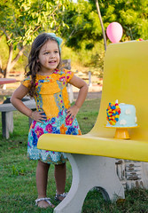Agnes 3 anos (McGyverRT) Tags: menina aniversrio child girl birthday filha outdoors