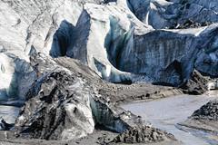 Glacial melting (Hubert Streng) Tags: slheimajkull mrdalsjkull water ice glacier iceland melt