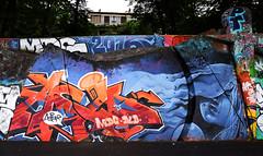 Acid Stack (HBA_JIJO) Tags: urban graffiti ivry ivrysurseine art france wall mur letters lettrage stack lettre lettring done paris94 spray acider