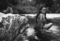 in the river (gorbot.) Tags: leicam8 carlzeiss35mmbiogonf2zm mmount rangefinder blackandwhite monochrome vscofilm roberta cavagrandedelcassibile sicilia summer naturereserve
