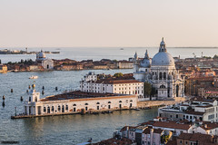 Puesta de sol en Venecia (Ivan_Sanchez) Tags: venecia venice atardecer sunset stgiorgiomaggiore veneto campanile venezia