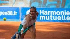 Maria Sakkari (Grce) (Graffyc Foto) Tags: maria sakkari grece lorraine open 88 contrexeville lorraineopen88 vosges tennis circuit itf pro women terre battue harmonie mutuelle wwwlorraineopen88fr nikon d700 revers 70300