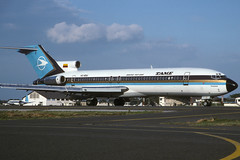HC-BSU-1-SEGU-SEP1997 (Alpha Mike Aviation Photography) Tags: guayaquil ecuador gye segu boeing 727 tame hcbsu
