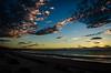 16SepLR7-3 (gazcam77) Tags: scotland sunset kinloss roseisle pillbox nikon nikond5100 beach firesky