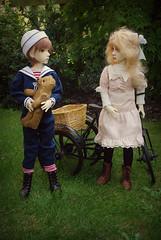 Give (Little little mouse) Tags: dollstown arin edith dt7 bjd dollfie vonbonbon arinbelongstoteddy afriendsdoll