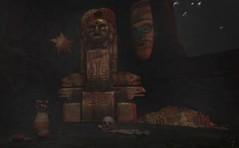 The Lost Treasure of the Inca Warrior (Vylna Daviau) Tags: madpea madpeas inca losttreasureoftheincawarrior secondlife sl pointandclick adventure white~widow pfc noodles sways mori kalopsia boudoir randommatter flashfiction