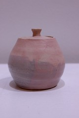 IMG_9066 (Capybailey) Tags: ceramic vessel stoneware 3d art sculpture pottery cotton candy balloon