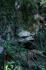 DSC_2274 (docmaso) Tags: viafrancigena bike rocks nature