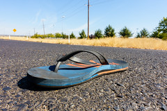 250366  07 September 2016  lost shoes (Doug Churchill) Tags: 365 366 sonyrx100m3 alone ambient apparel closeup daylight deject dejected dejection down emptiness empty fashion humaninterest individual loneliness lonely loss lost lowangleview lowangleviews outside perspective project project366 sad sadness secluded seclusion shoe shoes single solo sorrow stilllife streetscene streetscenes uncertain uncertainty unlucky void