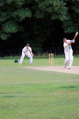 Rob Tate hits out (elefriendly) Tags: ibmshcc droxford cricket newplace robtate