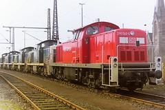 DB 290040-5 (bobbyblack51) Tags: db class 290 mak bb heavy diesel shunter 2900405 bw oberhausen osterfeld sud 1998