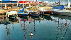 Darsena (giannipiras555) Tags: porto salo vele lago garda boa riflessi