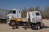 ☟ go away (what's_the_frequency) Tags: ford transtar trucks truck semi cab cabover stripped salvageyard salvage abandoned broken weathered desolate desolation retired us395 hwy395 pearsonville california easterncalifornia goaway notrespassing d5100 sigma18200 18200