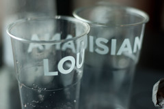 Louisiana (Elliot Brown1) Tags: copenhagen denmark 50mm louisiana moma museumofmodernart cups caffe