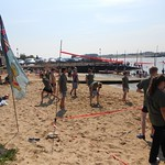 120804 Annual Camp - Rock Barracks 6. Day Six - Bawdsey Quay Beach Party
